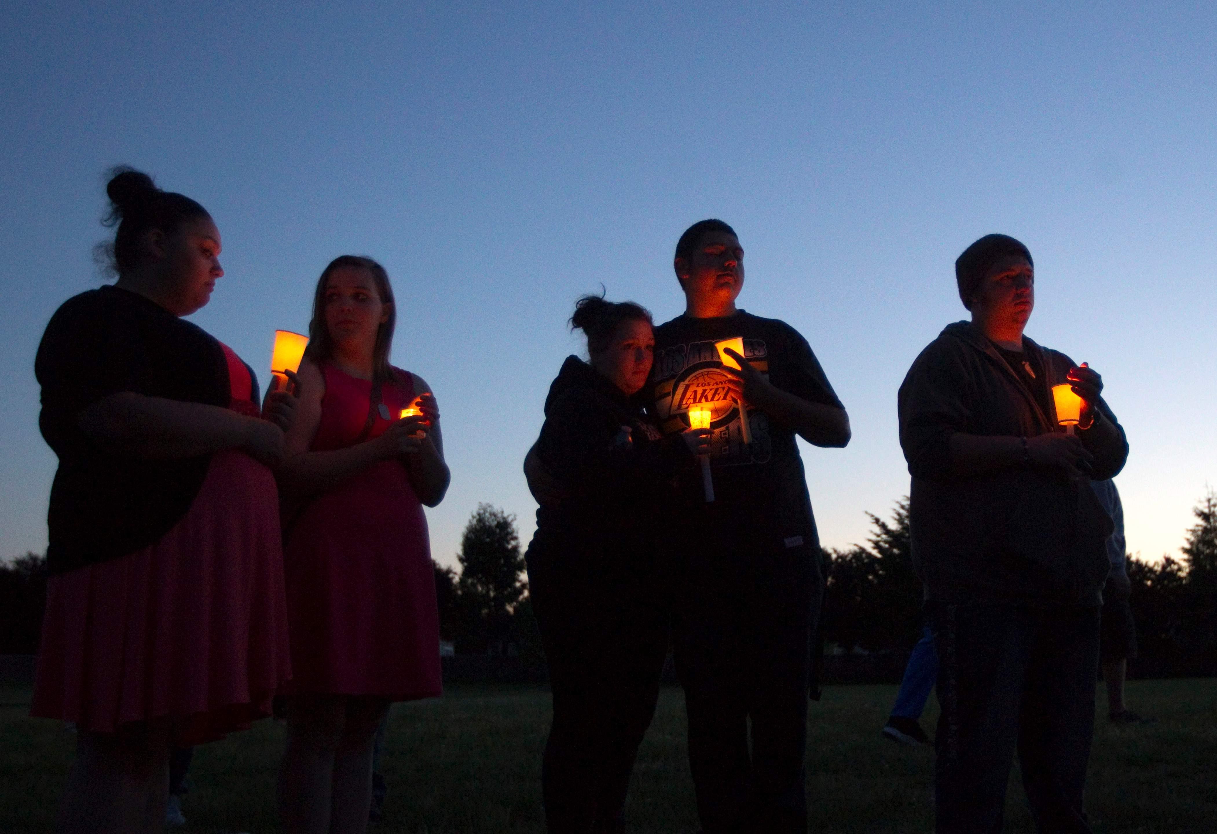 Fundraising online per l'eroe dell'Oregon