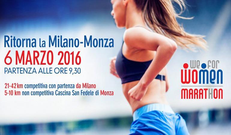 We for Women Marathon