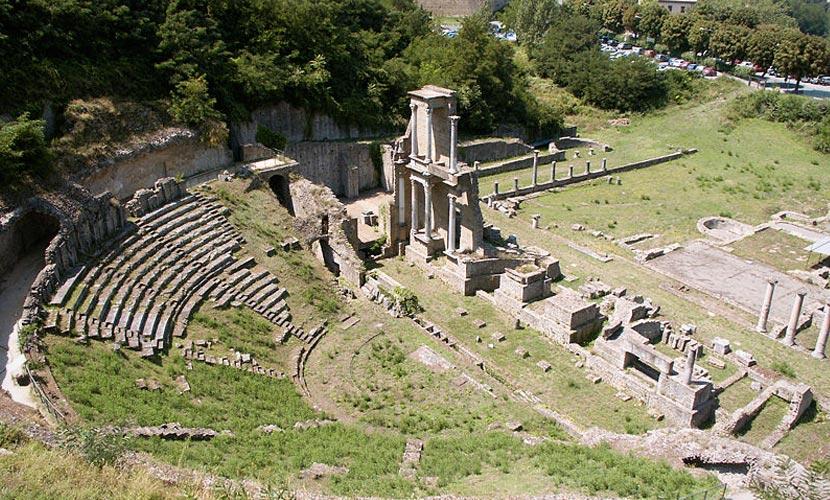 phi foundation - Volterra