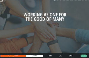 act charity donation wordpress theme