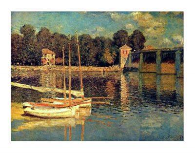 Il ponte ad Argenteuil