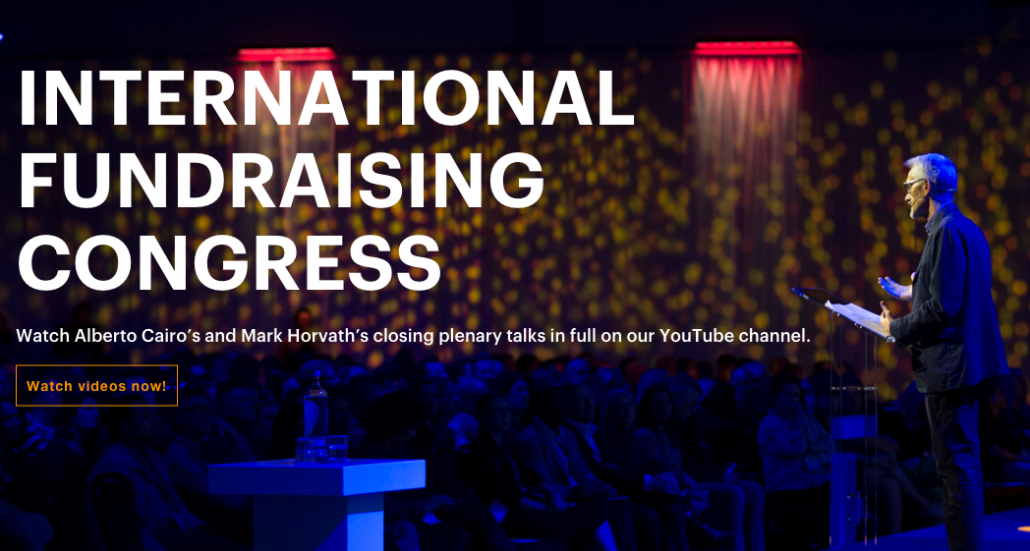 International Fundraising Congress