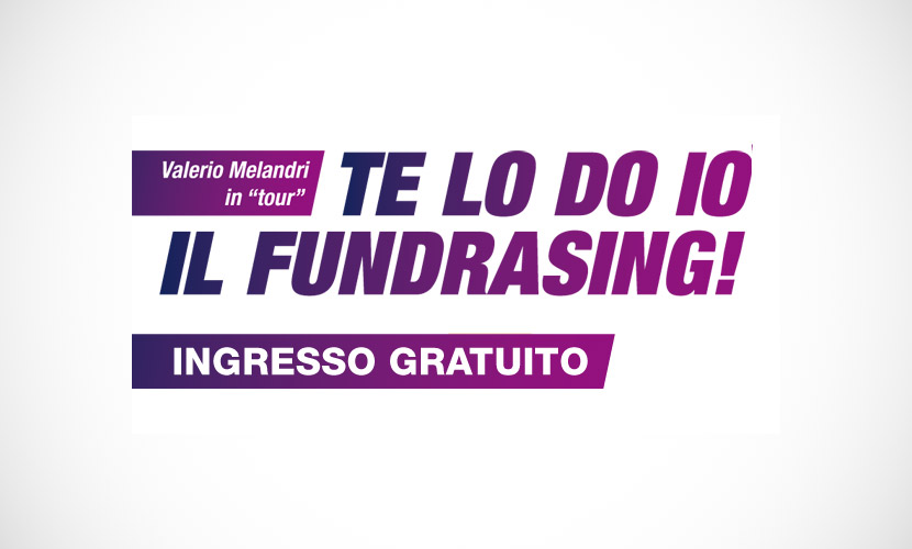 Phi Foundation - Tour del Fundraising