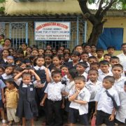 Bambini della Good Samaritan Mission