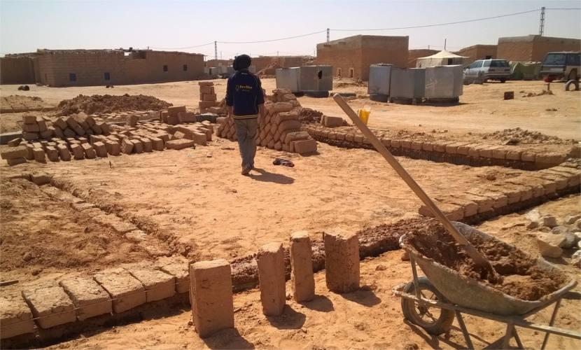 Campagna di crowdfunding per la popolazione Sajrawi
