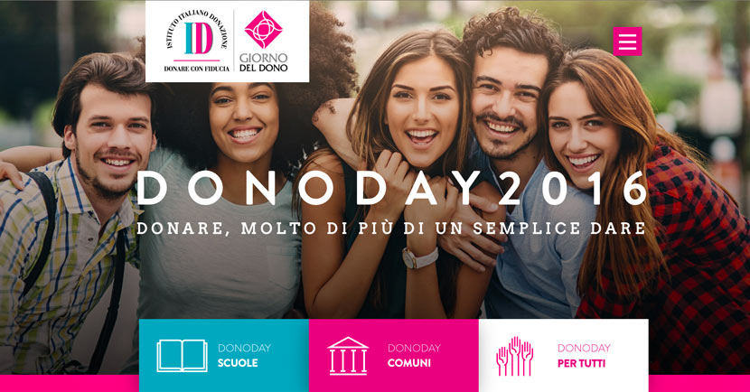 #DONODAY2016