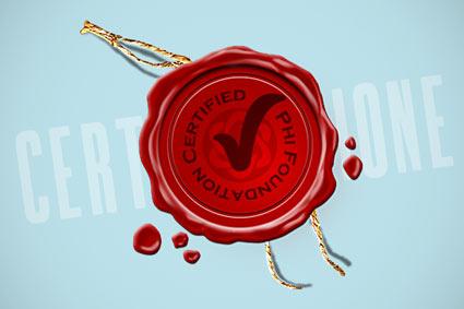 Donation - Certificazioni