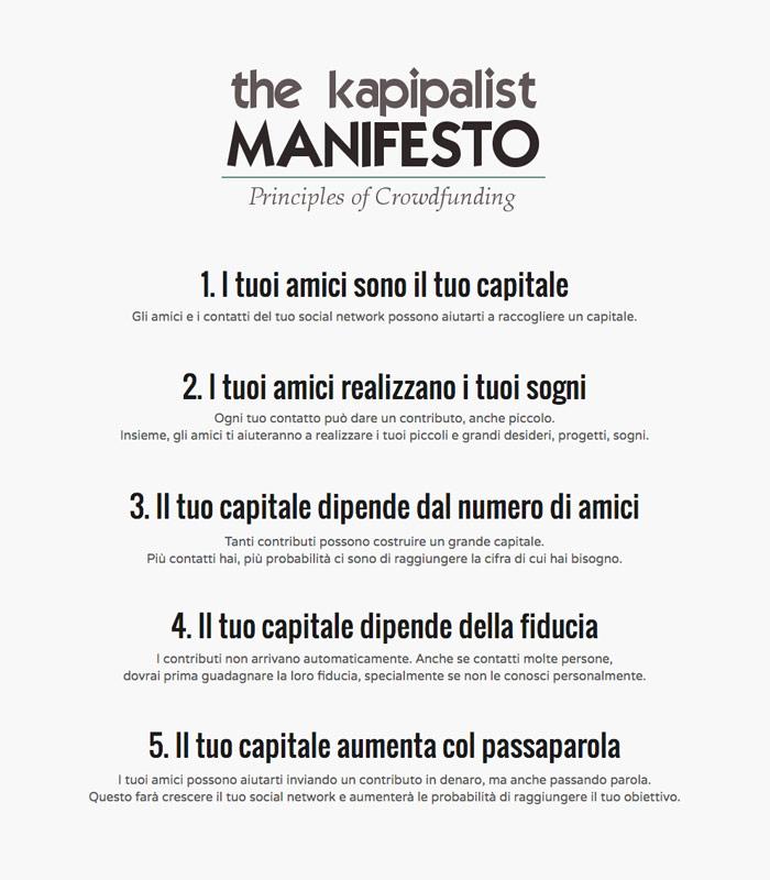 manifesto Kapipal