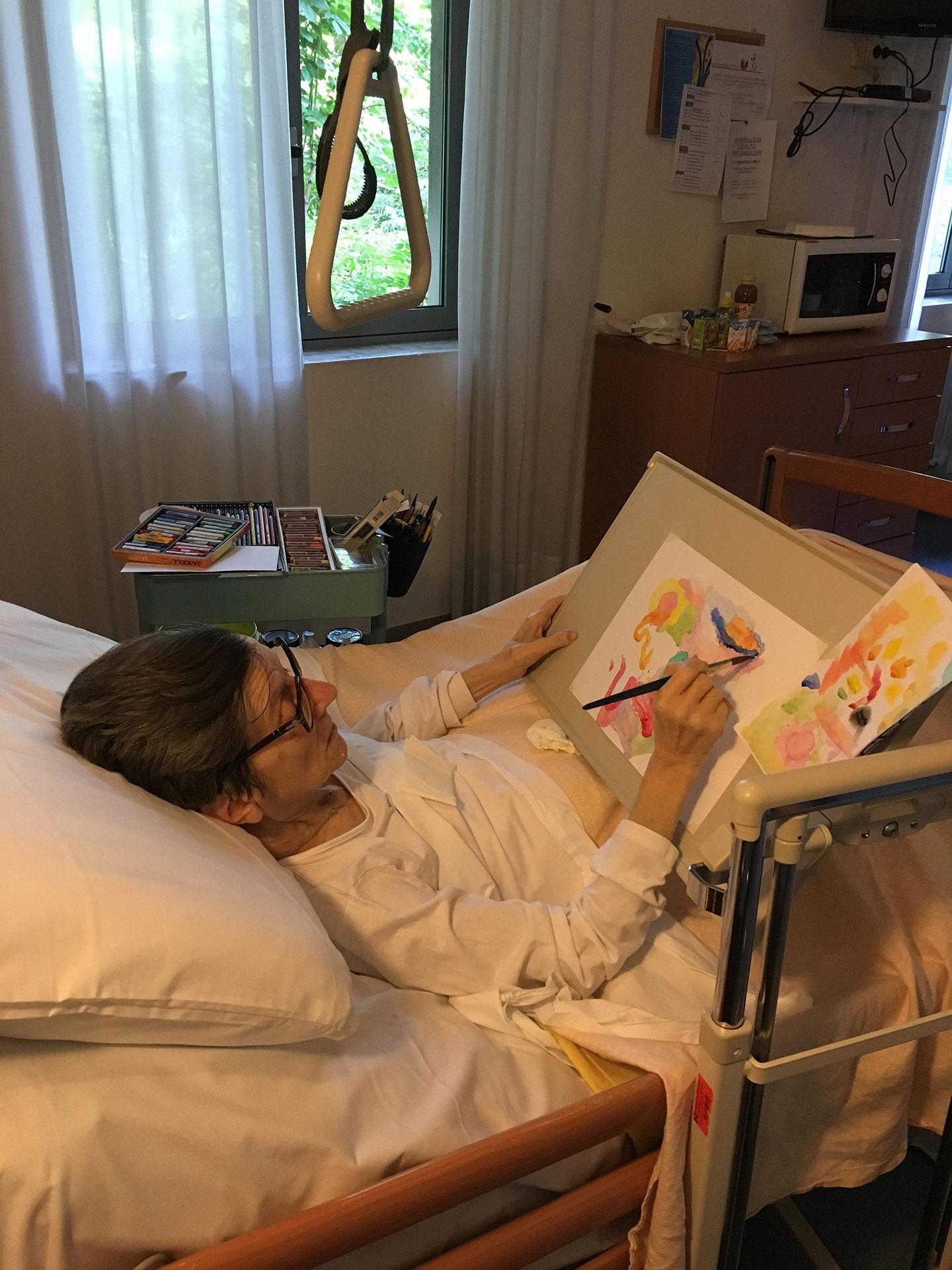 Arteterapia - Una Mano alla Vita Onlus ~ PHI Foundation