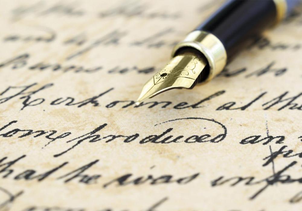 SCRITTURA: ORIGINI E STORIA DELLA SCRITTURA