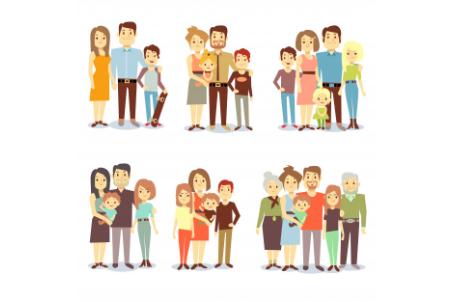 Evoluzione formata da giovani famiglie e persone Over contribuendo all'opportunità di Casa e Lavoro