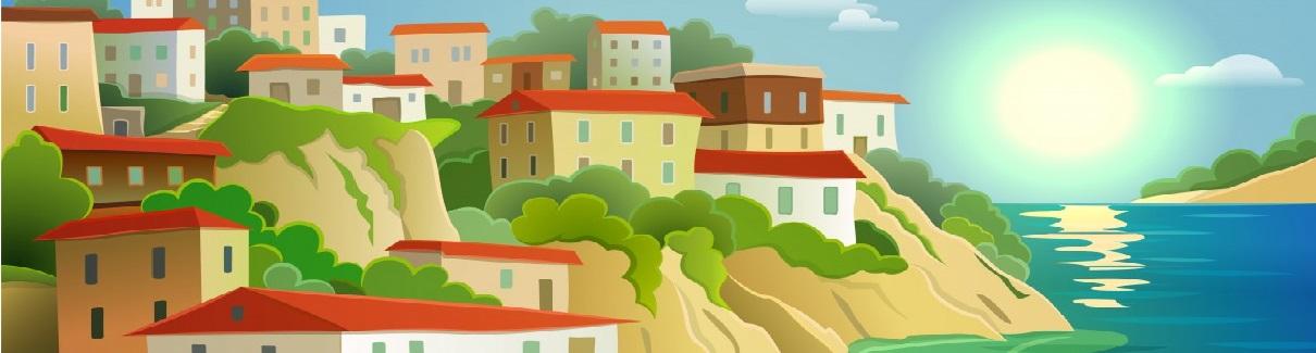 Vivere in BorgoViVo, habitat ecosostenibili, mare, montagna, lago, dove la persona è risorsa in tutte le età