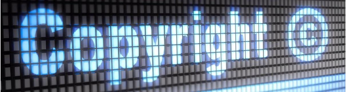 PHI Foundation: Comunicazione di violazione del copyright
